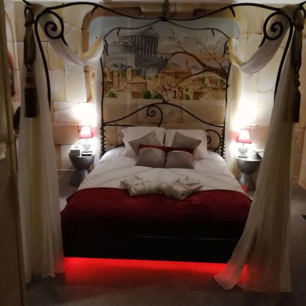Chambre à thème Vénus - Rome Antique