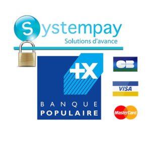 Paiement en ligne sécurisé Banque populaire